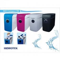 Equipo osmosis inversa compacta de 5 etapas depuragua.com