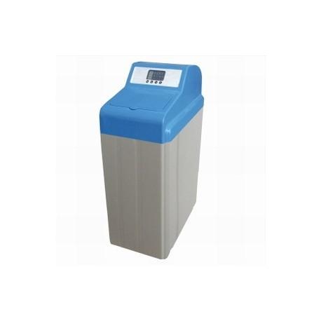 Descalcificador automatico Compacto 20 Litros LLaves de By-pas incluidas