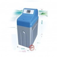 Descalcificador automatico Compacto 12L By-pass incluido