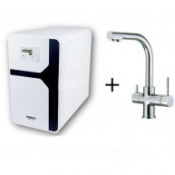 Ofertta. Osmosi inversa compatta LUX 75 GPD e rubinetto a 3 vie