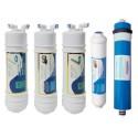 Ricambi osmosi inversa e membrana compatibile CS