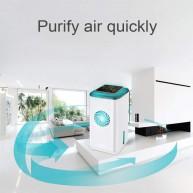 Filtre à air ultra violet, ozone, filtre HEPA, anion. Aromathérapie